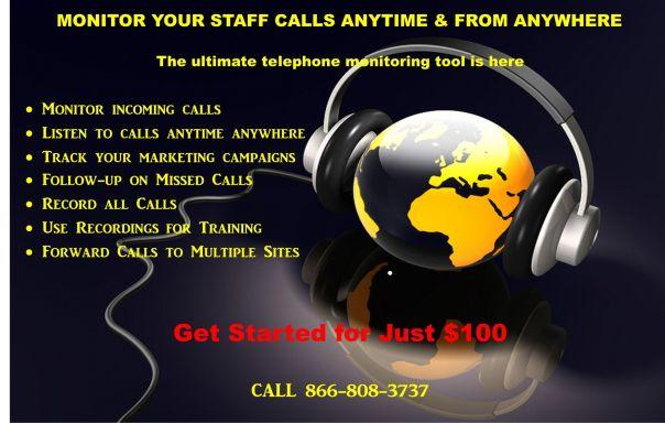 monitor calls